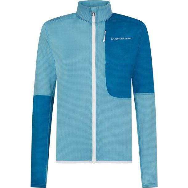 La Sportiva Jacke Vibe blau