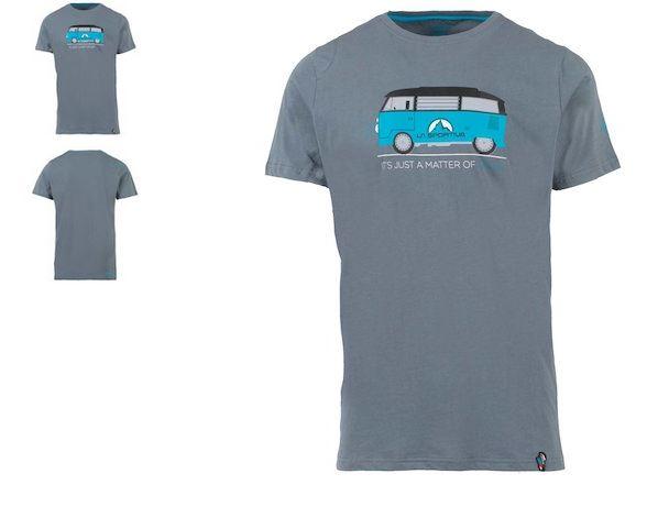 La Sportiva Shirt Van slate