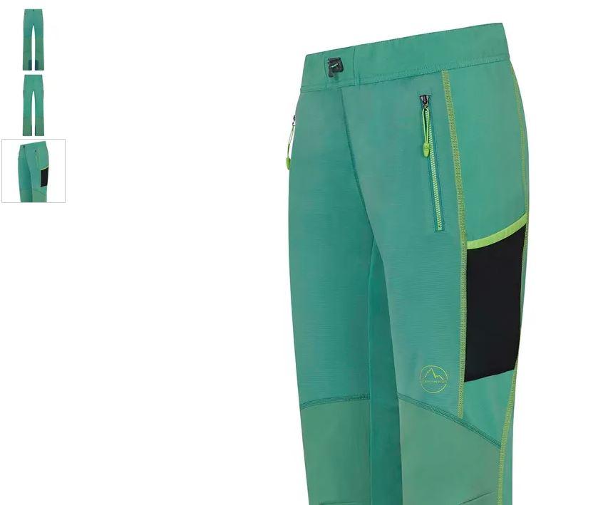 La Sportiva Zenit Tourenhose grün