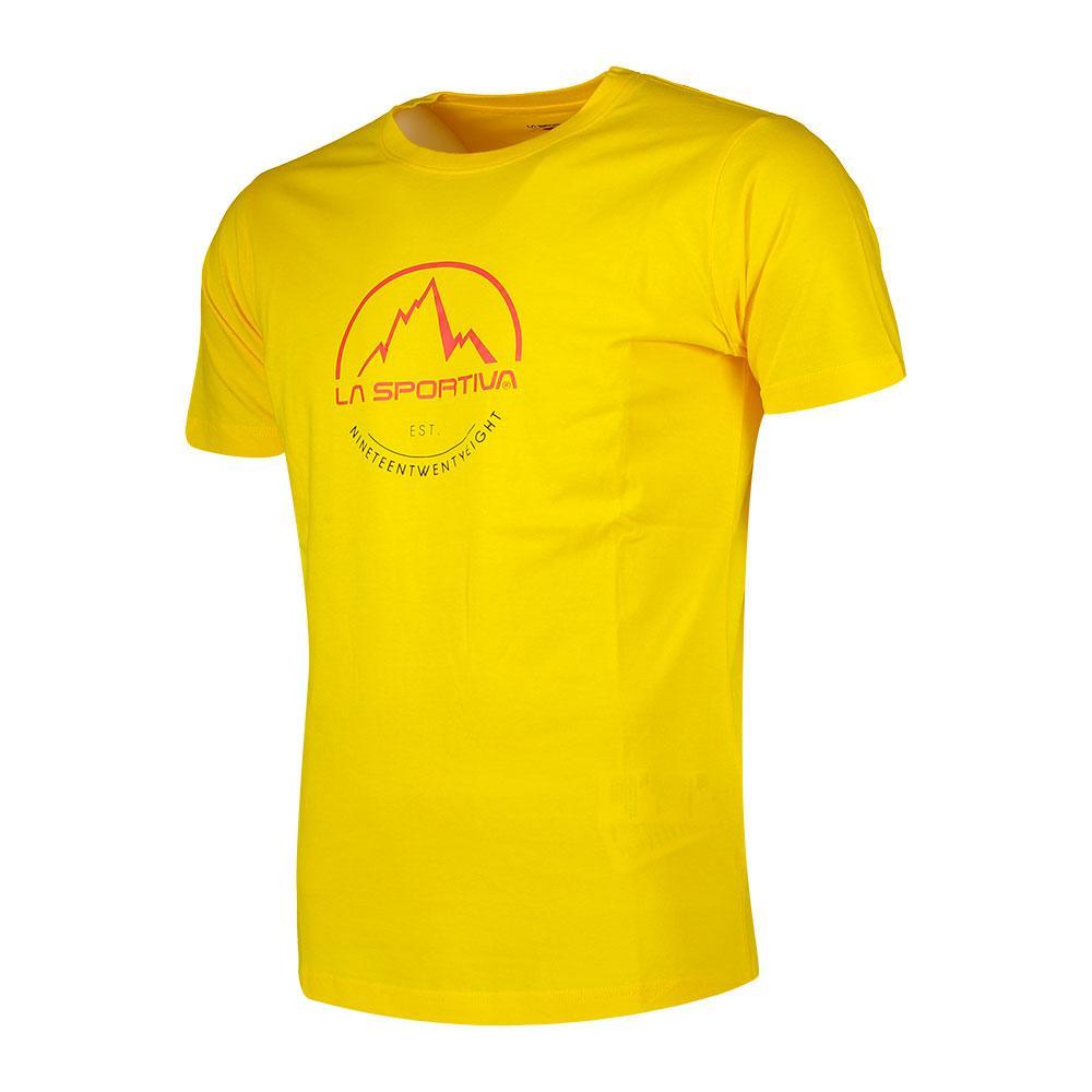 La Sportiva Logo Shirt gelb