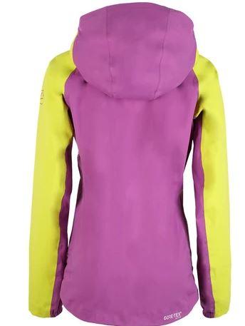 La Sportiva Hardshell Jacke GTX  lila sulphur
