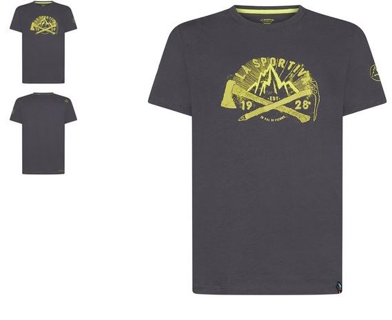 La Sportiva Shirt Hipster carbon