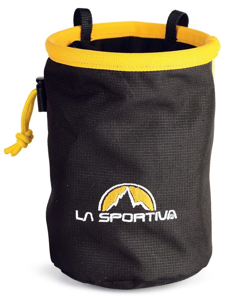 La Sportiva Chalk Bag schwarz