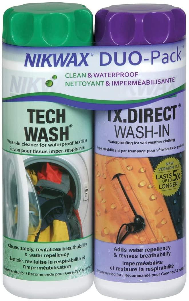 Vaude Waschmittel und Imprägnierung