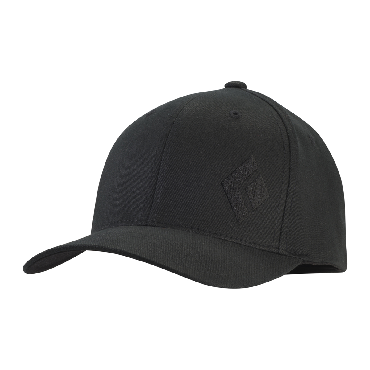 Black Diamond Cap black Logo