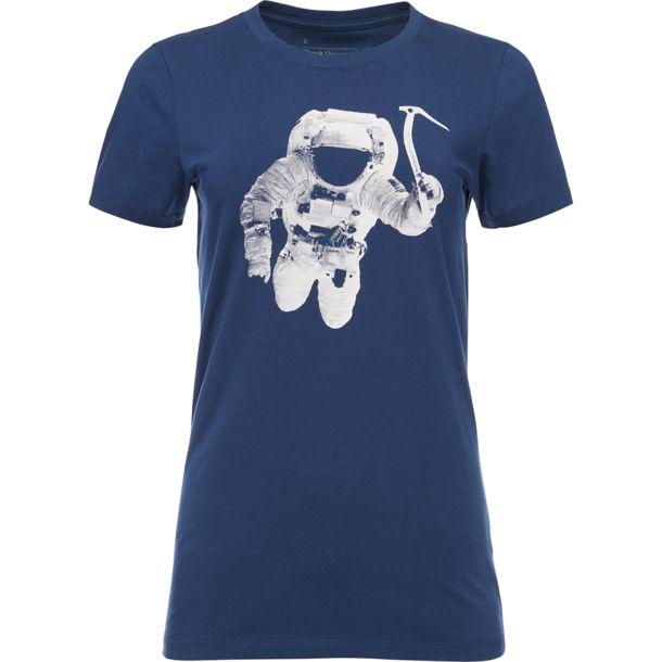 Black Diamond Shirt Space blau