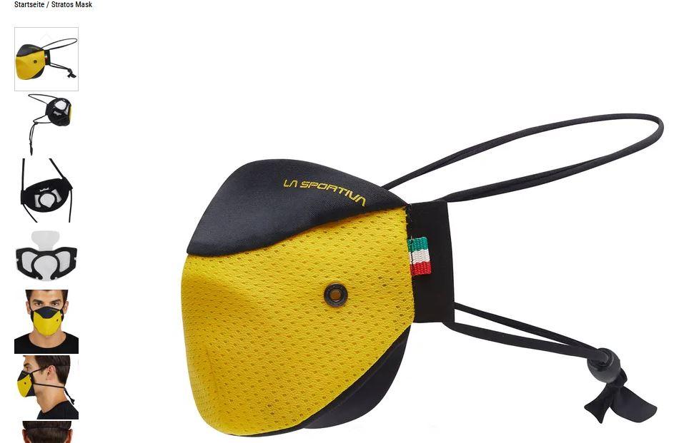 La Sportiva Maske