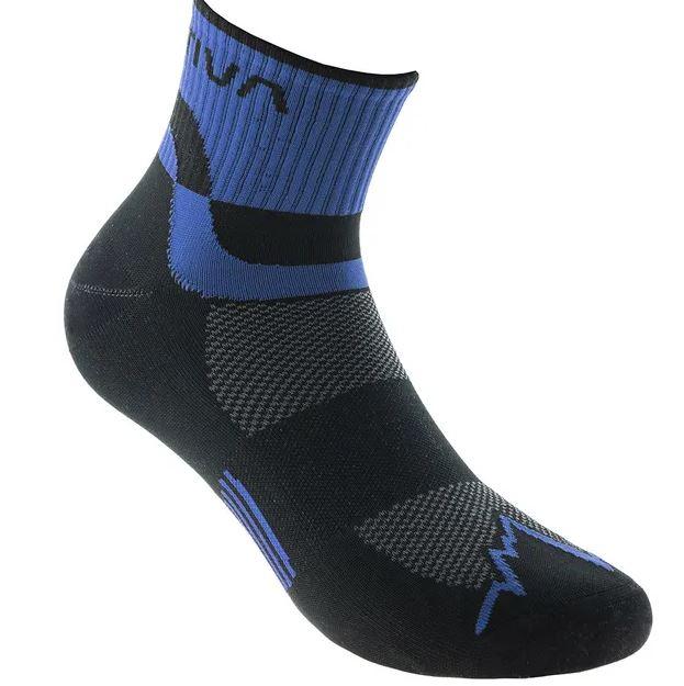 La Sportiva Socken Trail blue