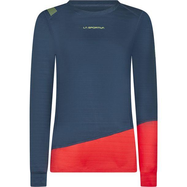 La Sportiva Funktionsshirt blau rot
