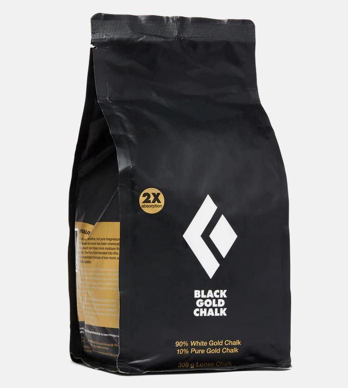 Black Diamond Chalk Black Gold 100g