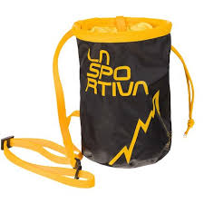 La Sportiva Chalk Bag LSP schwarz