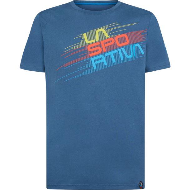 La Sportiva Shirt Stripe Evo opal