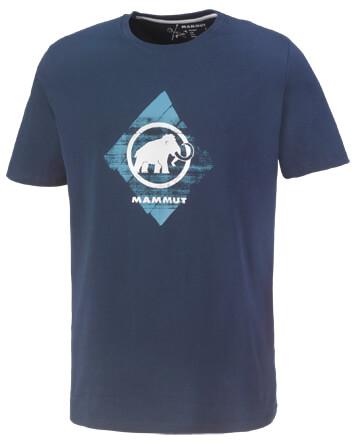 Mammut Shirt Visolo dunkelblau