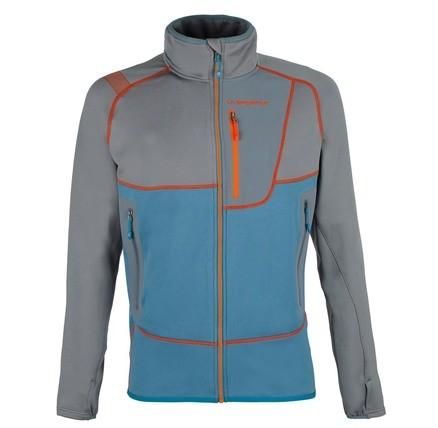 La Sportiva Orbit Jacke grau/blau