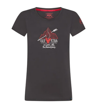 La Sportiva Shirt Alakay carbon
