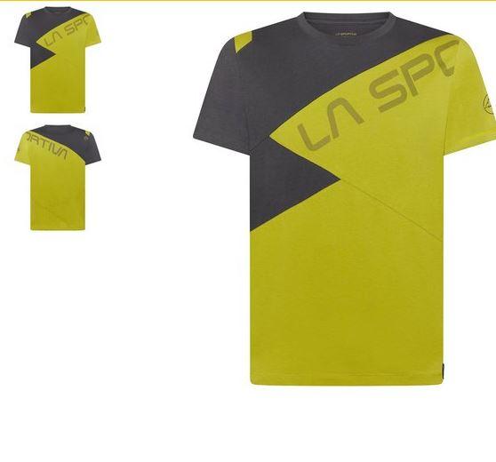 La Sportiva Shirt Float carbon kiwi