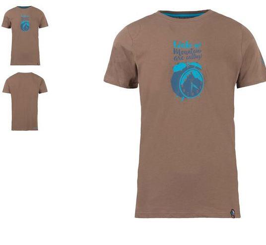 La Sportiva Shirt Calling braun