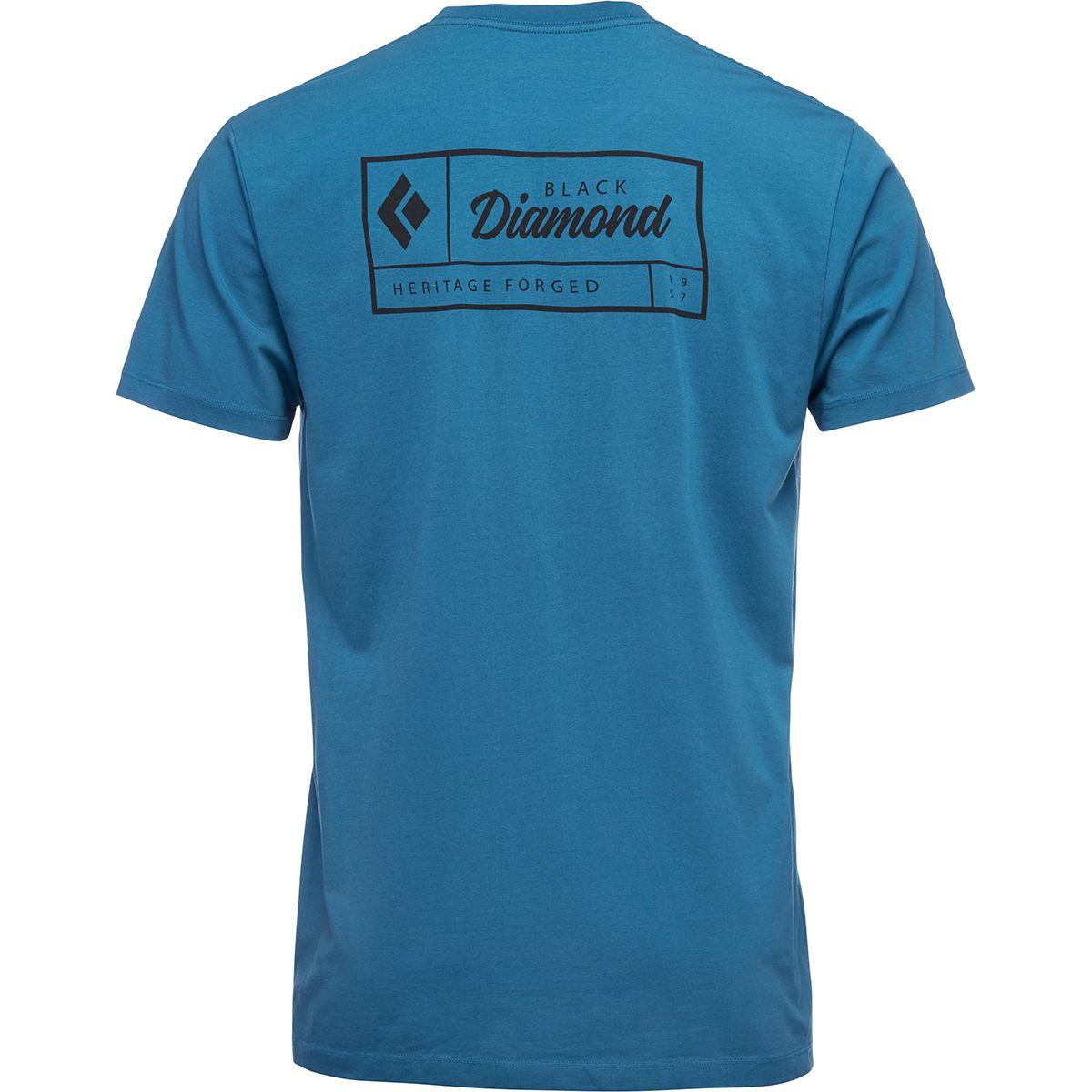 Black Diamond Shirt Herritage blau