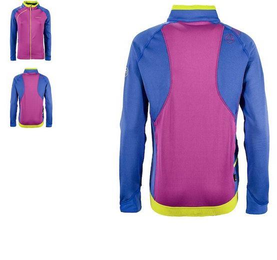 La Sportiva Jacke lila
