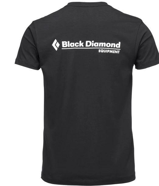 Black Diamond Tee Shirt  Line