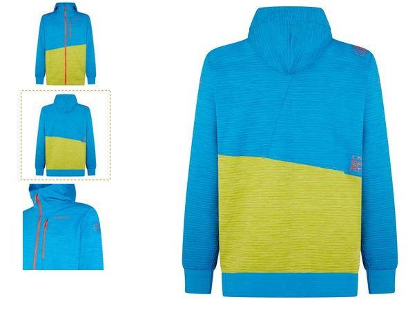 La Sportiva Jacke kiwi blau