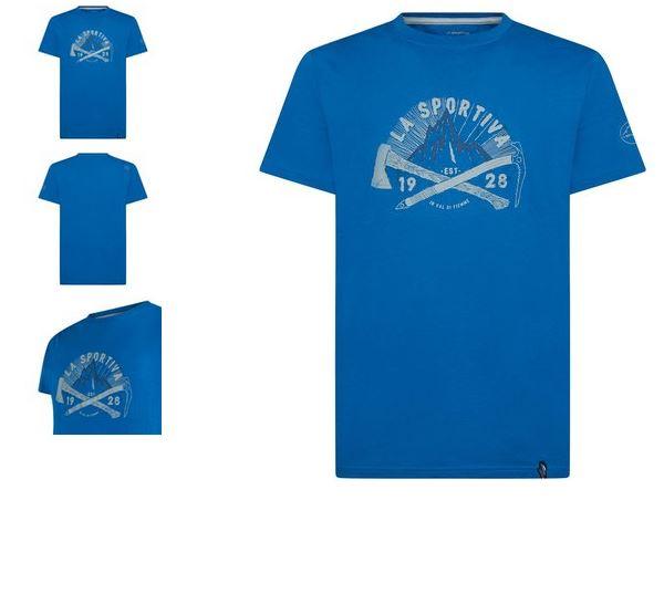 La Sportiva Shirt Hipster neptune
