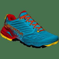 La Sportiva Akasha blau rot