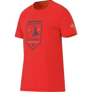 Mammut Zermatt Shirt limited Edition rot