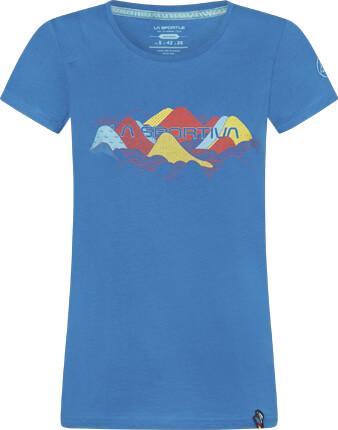 La Sportiva Shirt Hills blau