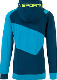 La Sportiva Magic  Hoody blau