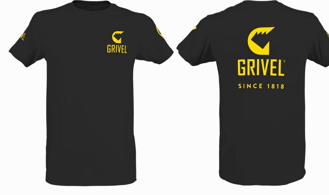 Grivel Shirt schwarz