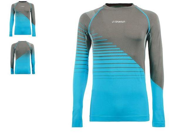 La Sportiva Funktionsshirt Arctic blau