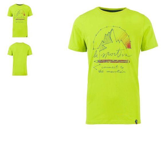 La Sportiva Shirt Connect grün