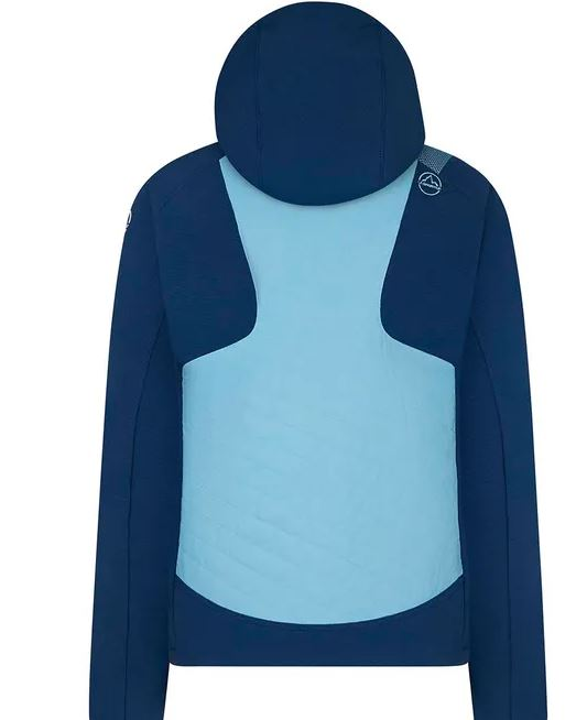 La Sportiva Kopik Jacke blau