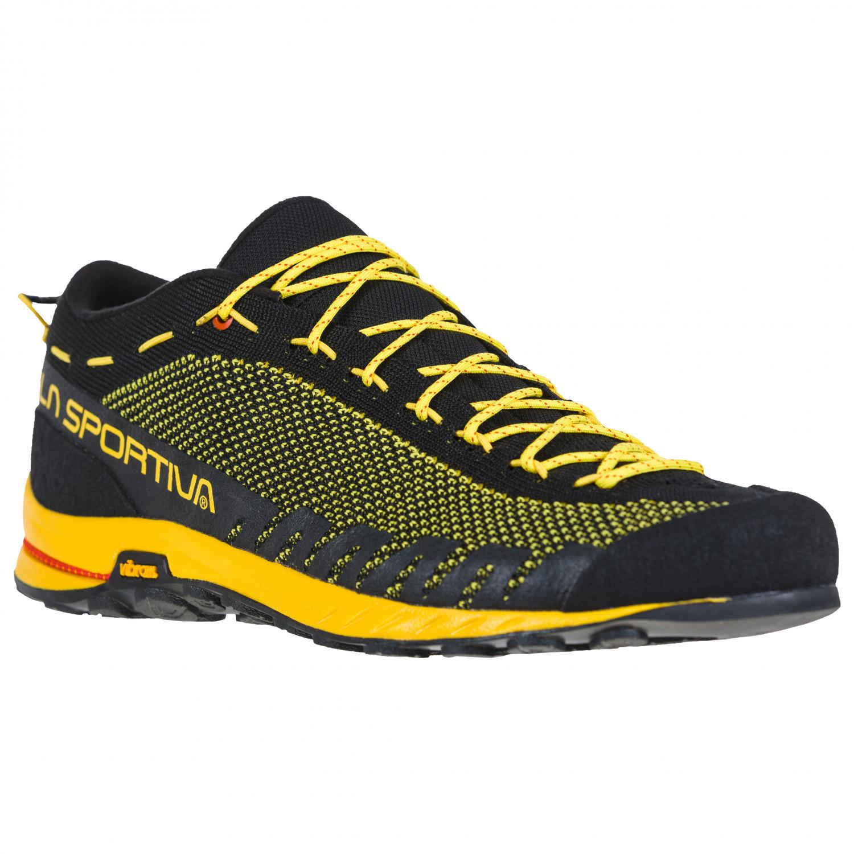 La Sportiva Tx2 Schuhe black gelb