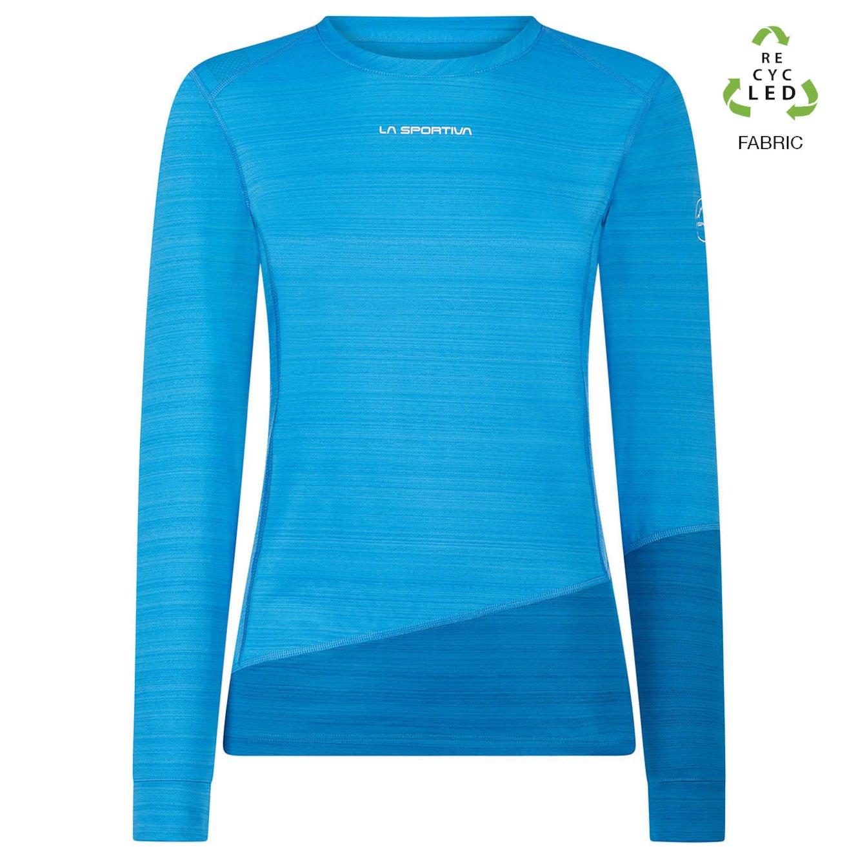 La Sportiva Funktionsshirt hellblau