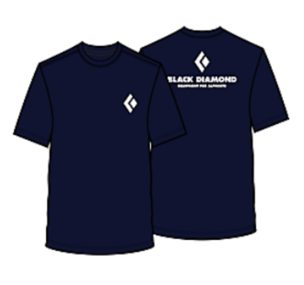 Black Diamond Alpin Shirt dunkelblau