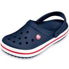 Crocs Crocband navy weiß