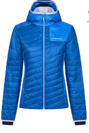 La Sportiva Primaloft Jacke blau