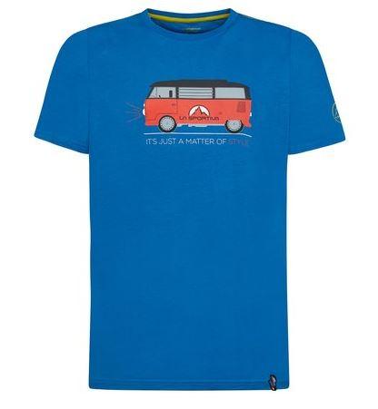 La Sportiva Shirt Van neptune