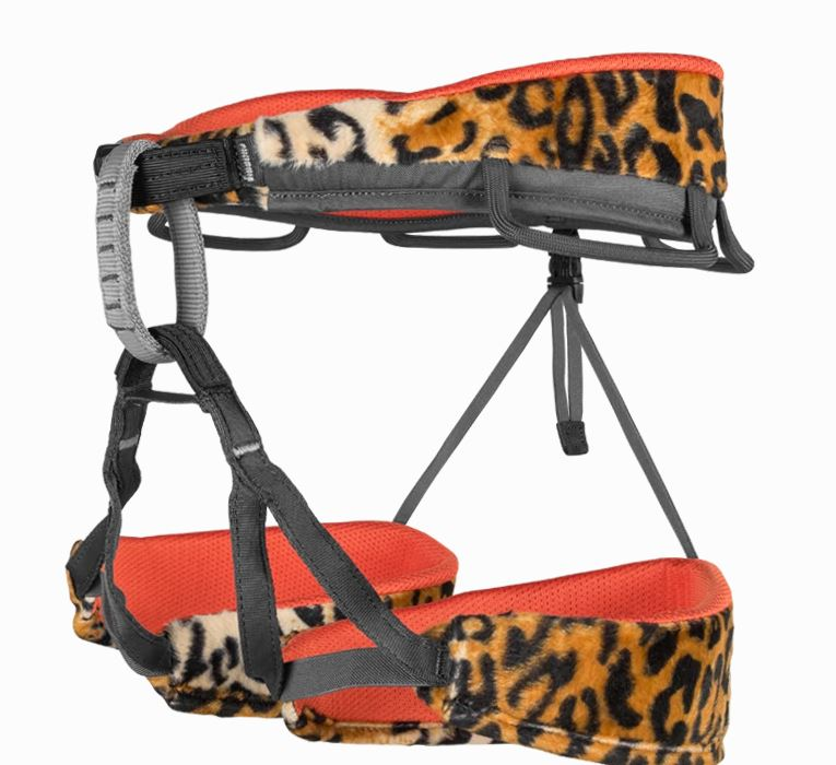 Grivel Klettergurt leopard