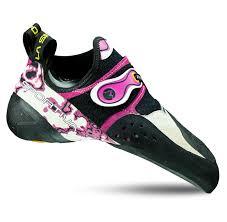 La Sportiva Kletterschuhe Solution woman lila