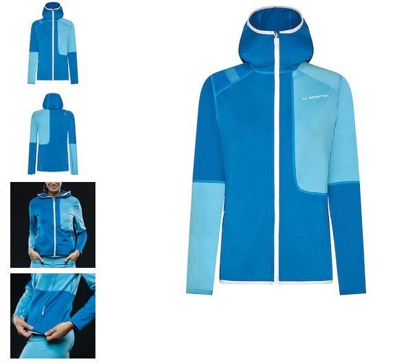 La Sportiva Jacke neptune / blue