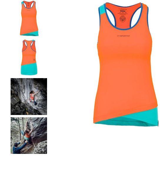 La Sportiva Funktionstop orange