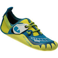 La Sportiva Kinder Kletterschuhe  Grip it grün