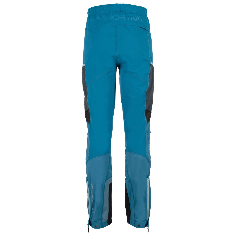 La Sportiva Tourenhose Solid blau