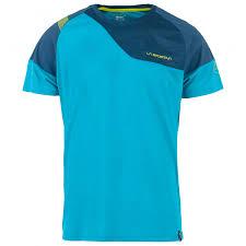 La Sportiva Funktionsshirt blau tropic