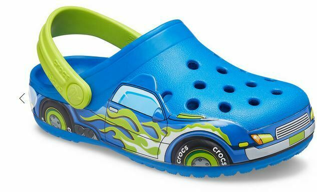 Crocs Auto grün