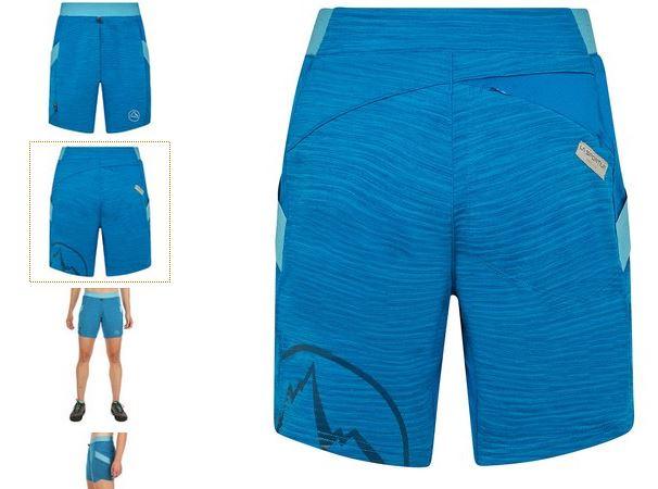 La Sportiva Short blau