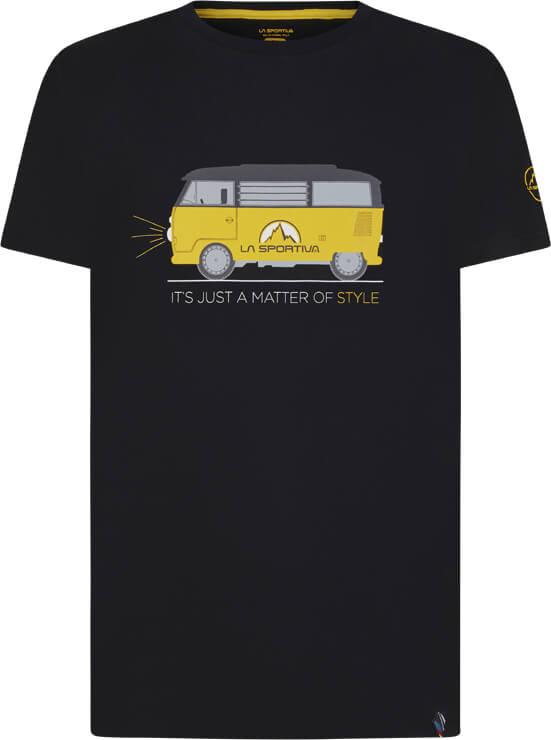 La Sportiva Shirt Van schwarz